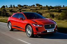 Jaguar I-Pace First Edition.  Foto: Auto-Medienportal.Net/Jaguar Land Rover